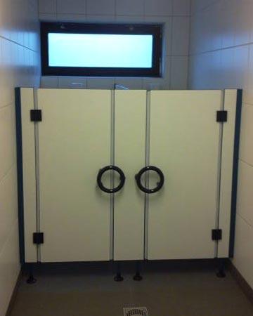 Toilettentrennwaende
