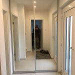 Einbau Schiebetüren als Garderobenschrank